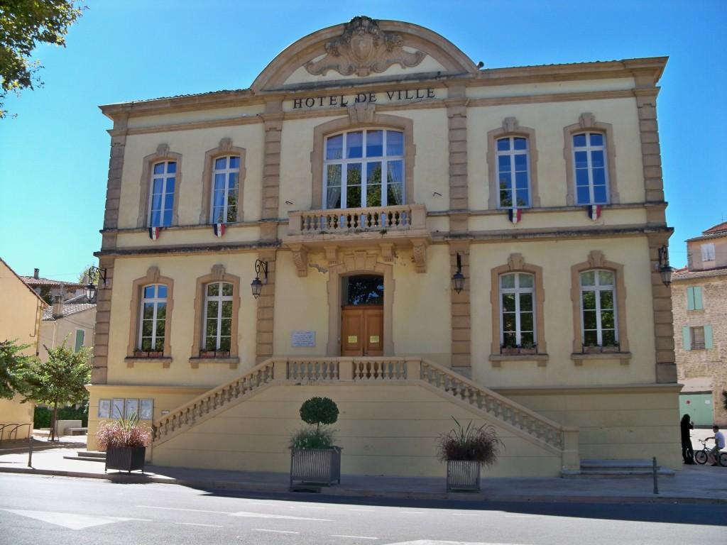 Lambesc_-_Mairie